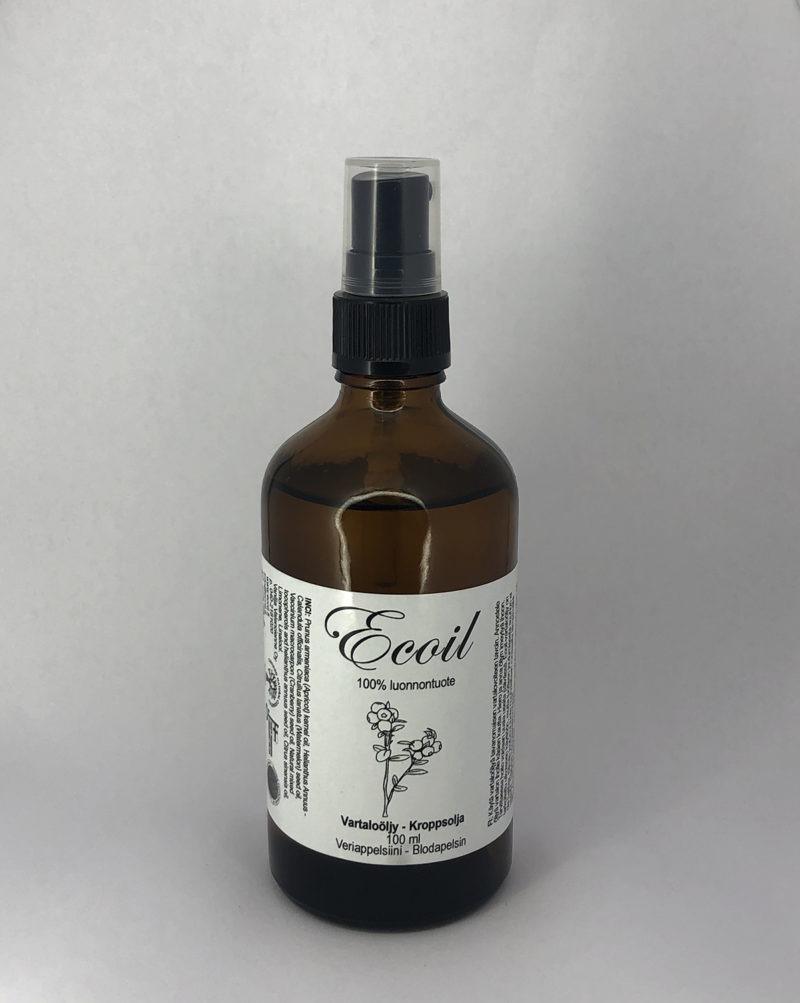 Ecoil Vartaloöljy 100ml veriappelsiini