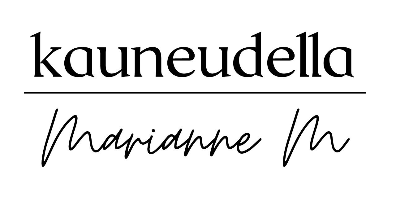 Kauneudella_Marianne_M_logo